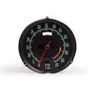 68-71 6000rpm Tachometer (Electronic)