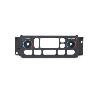 97-04 Heater/AC Climate Control Panel Face Plate