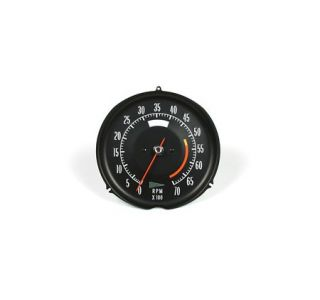 72-74 5300rpm Tachometer (Electronic)