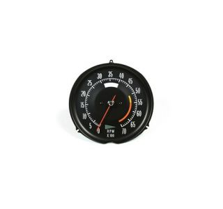 72-74 5600rpm Tachometer (Electronic)