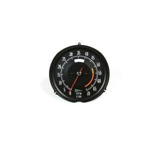 72-74 5600rpm Tachometer (Electronic)