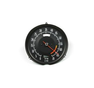 72-74 6000rpm Tachometer (Electronic)