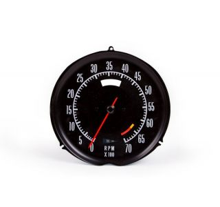 72-74 6500rpm Tachometer Assembly