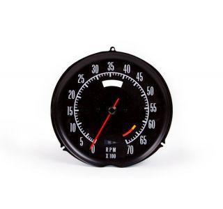 C3 Corvette Tachometer (1968-1982)