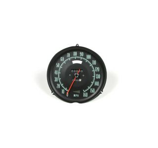 1968 Corvette Speedometer