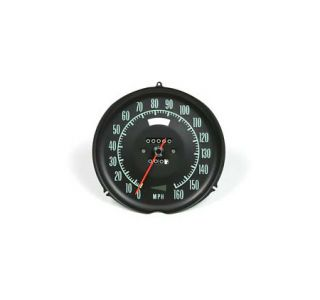 1969-1971 Corvette Speedometer