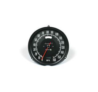 1972-1974 Corvette Speedometer