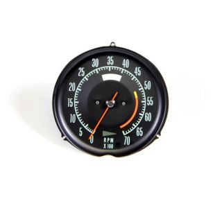 68-71 5600rpm Tachometer (Electronic)