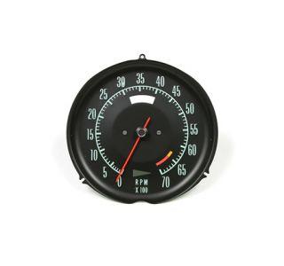 1969-1971 Corvette 6500rpm Tachometer