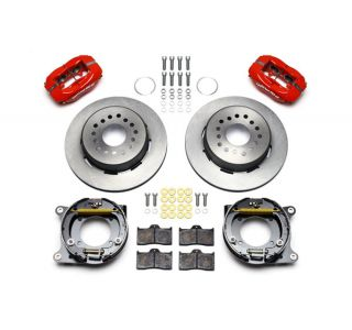 "56-62 Wilwood Rear Dynalite Brake Kit w/HP 12.19"" Rotor (BrakeColor)"
