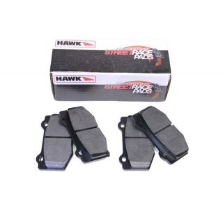 14-18 Hawk Street Race Rear Brake Pads