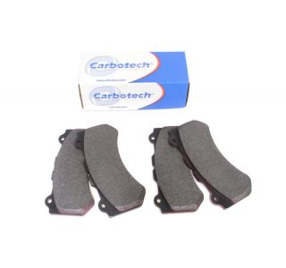 15-18 Z06 Carbotech 1521 Street Front Brake Pads