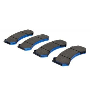 15-18 Z06 Carbotech XP12 Front Brake Pads