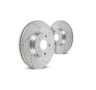 65-82 Hawk Sector 27 Performance Rear Brake Rotors