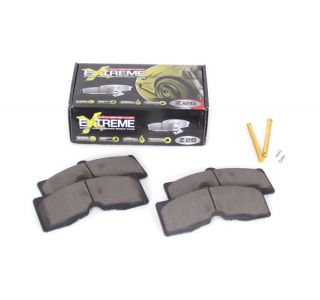 65-82 Power Stop Z26 Street Warrior Brake Pads