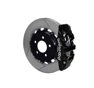 "97-13 Wilwood AERO4 Rear Brake Kit w/ 14"" GT Rotors"
