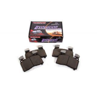 14-19 Z51 Power Stop Z16 Evolution Front Brake Pads
