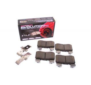 14-19 Z51 Power Stop Z23 Ceramic Front Brake Pads