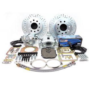 53-62 Rear Disc Brake Conversion Kit (Performance)