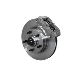53-62 Jim Meyer Front Suspension Wilwood Brake Kit