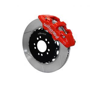 "14-19 Wilwood AERO6 Front Brake Kit w/15"" GT Slotted Rotors"