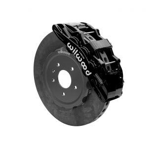 14-19 Wilwood SX6R Front Big Brake Kit w/15in Carbon Ceramic Rotors