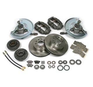 1963-1964 Corvette Front Disc Brake Caliper Conversion Kit