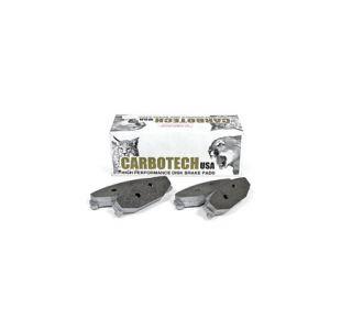 1997-2013 Corvette Carbotech XP8 Rear Brake Pads