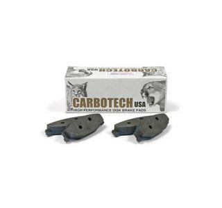 1997-2013 Corvette Carbotech XP12 Rear Brake Pads
