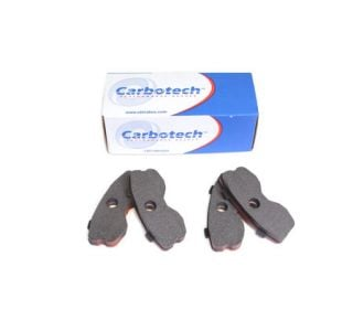 2006-2013 Corvette Z06/Grand Sport 1pc Carbotech XP10 Rear Brake Pads