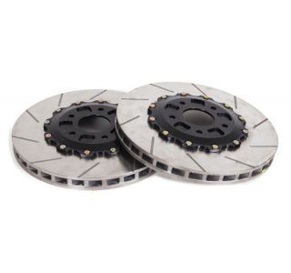 06-13 Z06/GS Front 2pc Floating Brake Rotors