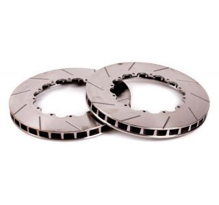 "97-13 Front 13"" 2pc Slotted Brake Rotor Replacement Rings (Default)"