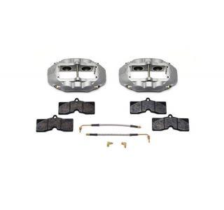 65-82 D8-4 Wilwood Aluminum Rear Brake Kit