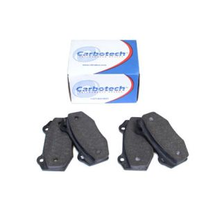 14-18 Carbotech AX6 Rear Brake Pads (Default)