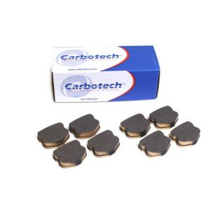 06-13 Z06/Grand Sport Carbotech XP20 Rear Brake Pads (Default)