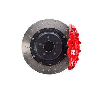 97-04 AP Racing Radi-Cal Rear 4-Piston Brake Package w/Rotors (Brake Color_Rotor Surface)
