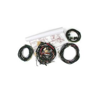 1953-1955 Corvette 6-Cylinder Wiring Harness Package