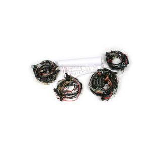 wiring harness packages - wiring harnesses - electrical system - 68 on  1974 corvette wiring harness