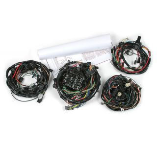 70E Auto w/o AC Wiring Harness Package