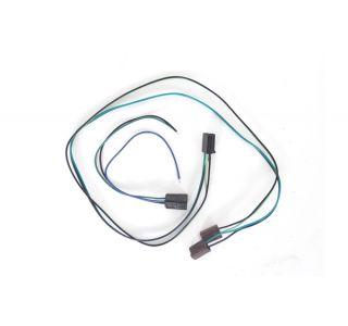 73 Radio Speaker Harness w/Stereo Radio