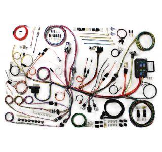 53-62 Custom Wiring Harness Package