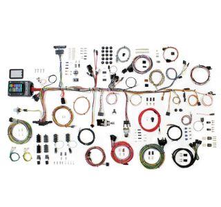 63-67 Custom Wiring Harness Package (Default)