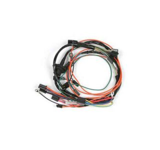 1971 Corvette Air Condition Wiring Harness