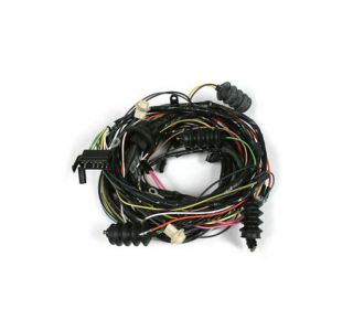 1972 Corvette Rear Light Wiring Harness
