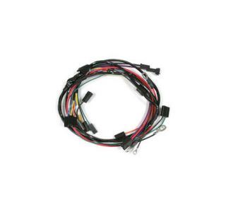 1966 Corvette Air Condition Wiring Harness