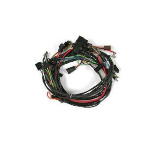 1971 corvette auto engine wiring harness