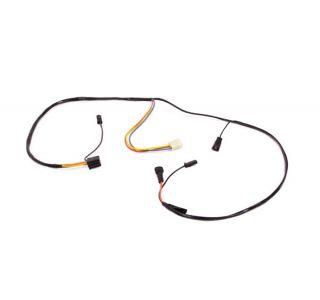 76 w/o AC Heater Wiring Harness