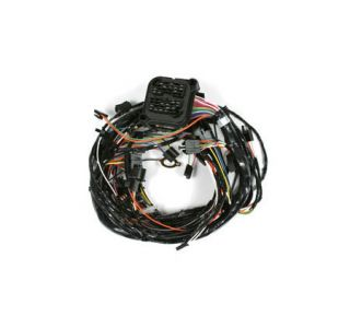 1978L Corvette Dash Main Wiring Harness w/Fuse Box (2nd Design)