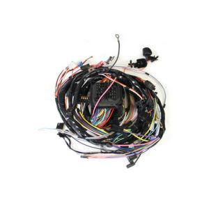 1979 Corvette Dash Main Wiring Harness (w/Power Door/Locks or Wipers)