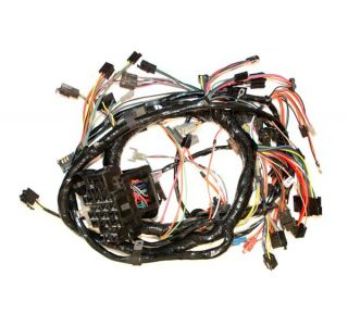 80 Auto Dash Main Wiring Harness